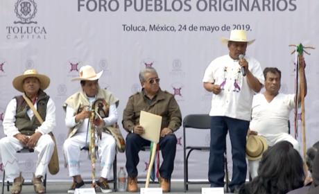 CUARTA REGIDURÍA DE TOLUCA ORGANIZA FORO PUEBLOS ORIGINARIOS