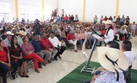 LA MEJOR FORMA DE REVITALIZAR AL PRI ES ESCUCHAR  A LA MILITANCIA: ALEJANDRA DEL MORAL