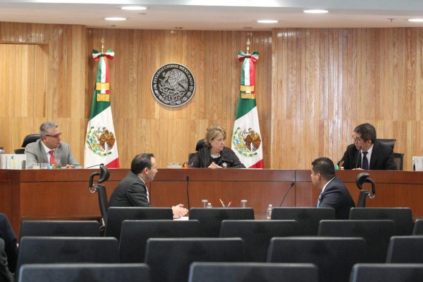 SALA REGIONAL TOLUCA CONFIRMA SENTENCIA DEL TRIBUNAL ELECTORAL DEL ESTADO DE MÉXICO
