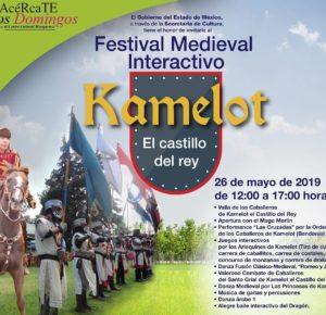 """PROMETEN MAGIA, HISTORIA Y DIVERSIÓN EN EL FESTIVAL MEDIEVAL """"KAMELOT"""""""