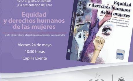 INVITA TOLUCA A PRESENTACIÓN DEL LIBRO EQUIDAD Y DERECHOS HUMANOS DE LAS MUJERES