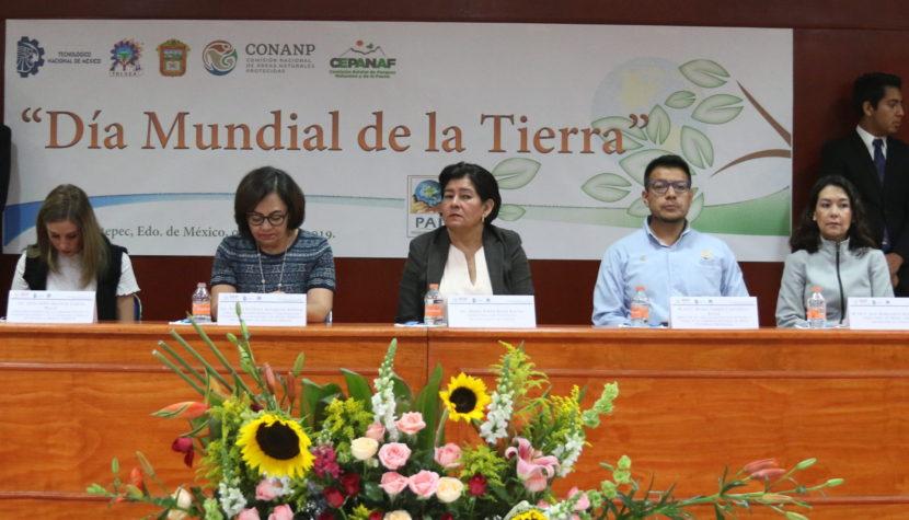 ENTREGAN RECONOCIMIENTOS A 63 ORGANIZACIONES POR SU LABOR EN PRO DEL MEDIO AMBIENTE DEL VALLE DE TOLUCA