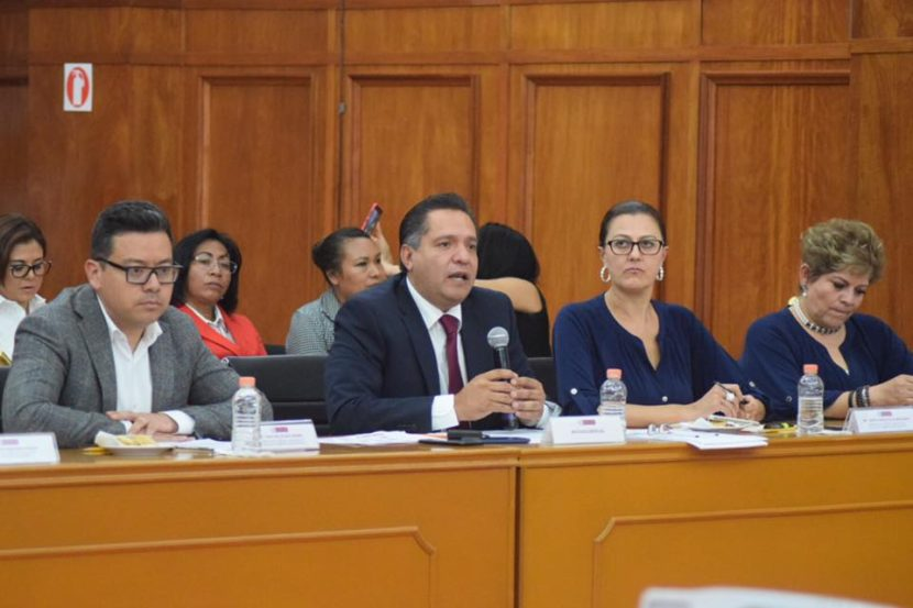 PROGRAMA ANTE EL PLENO LEGISLATIVO, INICIATIVA PARA LA CREACIÓN DEL INSTITUTO MUNICIPAL DE LA MUJER