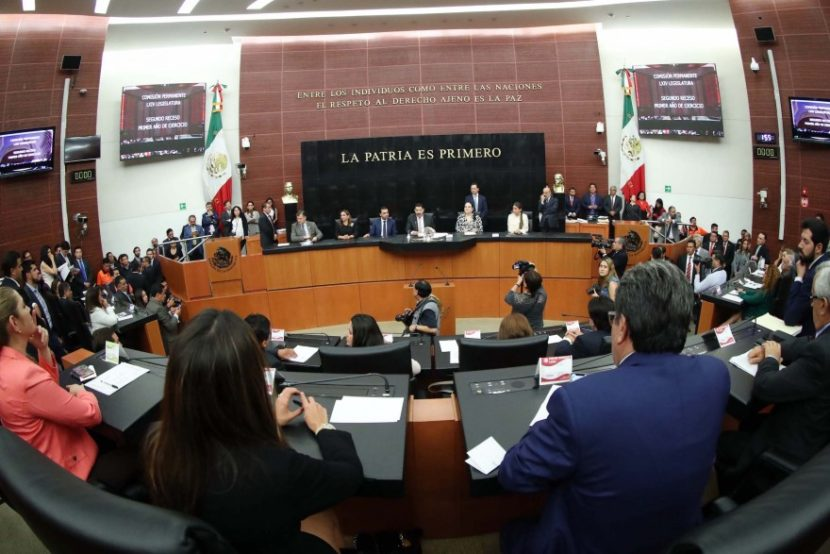 PROXIMA SEMANA HABRÁ REFORMA EDUCATIVA: MONREAL