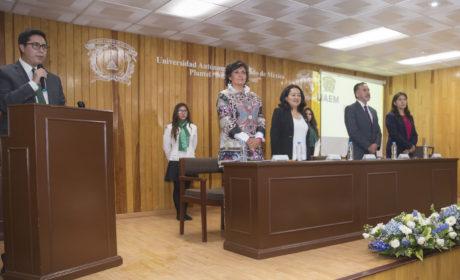 INICIÓ EN UAEM CONGRESO INTERNACIONAL SOBRE SALUD DEL ADOLESCENTE