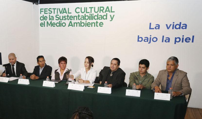 INVITAN UNIVERSITARIOS A FESTIVAL PARA LA SUSTENTABILIDAD Y EL MEDIO AMBIENTE