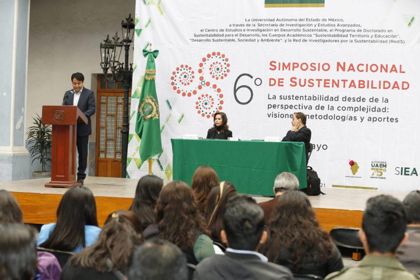 SE REALIZÓ EL SEXTO SIMPOSIO NACIONAL DE SUSTENTABILIDAD EN LA «CASA DE LAS DILIGENCIAS»