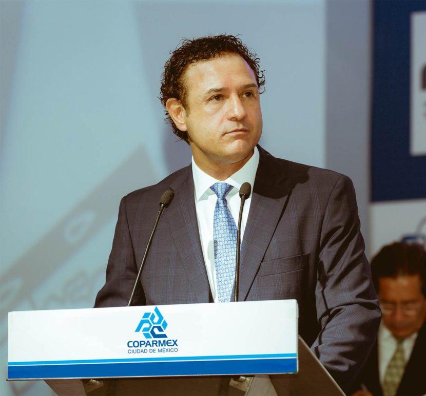 COPARMEX CDMX LISTA PARA PARTICIPAR EN CREACIÓN DE PROTOCOLO AMBIENTAL
