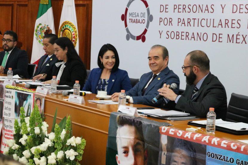 SUMAN EXPERIENCIA DE COLECTIVOS Y FAMILIARES DE DESAPARECIDOS A PROPUESTA DE LEY