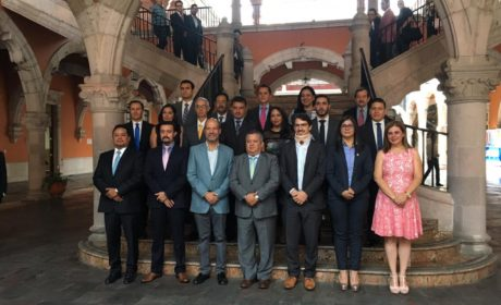 ENCABEZA EDOMÉX REUNIÓN DEL CONSEJO NACIONAL DE FUNCIONARIOS DEL REGISTRO CIVIL