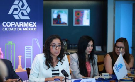 SOLICITA COPARMEX CDMX INTEGRARSE EN ELABORACIÓN DE LA LEY DE DEMOCRACIA DIRECTA Y PARTICIPATIVA