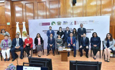 DEBEN GENERAR SOLUCIONES VIABLES PARA LOS MEXIQUENSES RETORNADOS: KARLA FIESCO