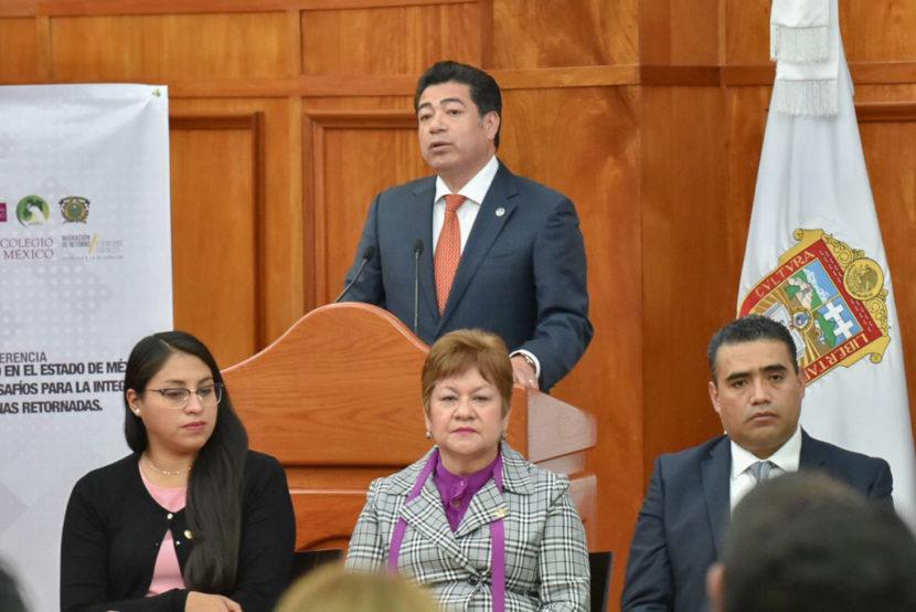 EL FENÓMENO DE LA INMIGRACIÓN DEMANDA POLÍTICAS PÚBLICAS INCLUYENTES: MIGUEL SÁMANO