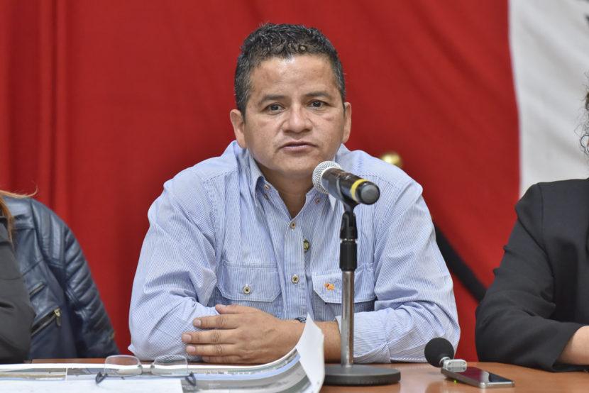 EXIGE GABRIEL GUTIÉRREZ CUREÑO AL GOBIERNO ESTATAL QUE CONCLUYA OBRA DE HOSPITAL DE TLALNEPANTLA