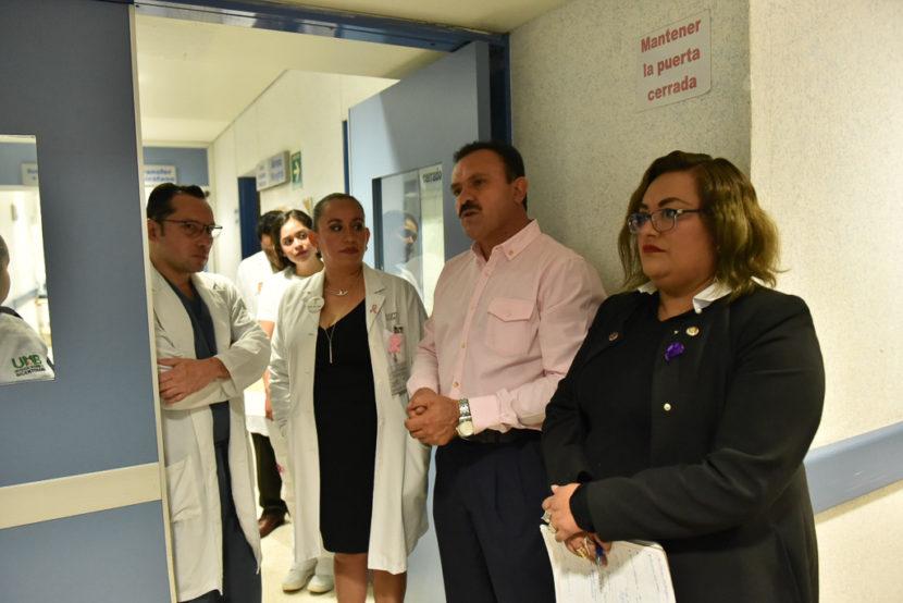 INVENTARIOS INCOMPLETOS DE MEDICAMENTOS Y FALTA PERSONAL, DEFICIENCIAS ENCONTRADAS POR BERENICE MEDRANO