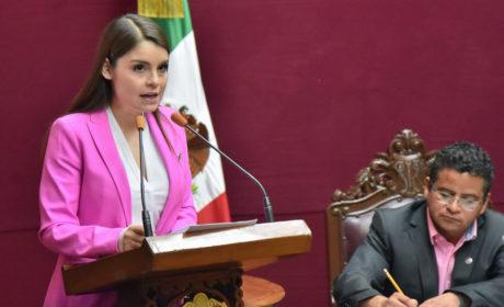PIDE LA LEGISLATURA MEXIQUENSE A DIPUTADOS FEDERALES A APROBAR REFORMAS EN MATERIA DE PORNOVENGANZA