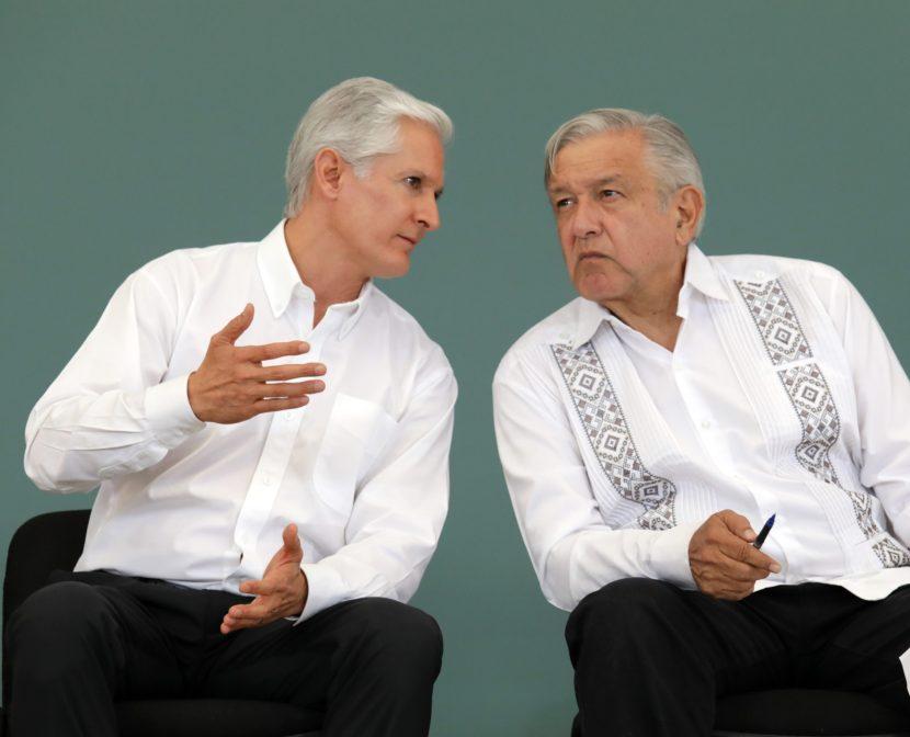 DESTACA ALFREDO DEL MAZO APOYO DEL GOBIERNO DE MÉXICO PARA REFORZAR ACCIONES EN MATERIA DE SEGURIDAD EN ECATEPEC