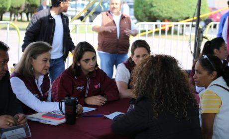 MÁS DE 5 MIL PERSONAS ATENDIDAS EN LAS AUDIENCIAS PÚBLICAS DE METEPE