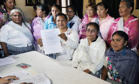 SE INSTALA COMISIÓN TRANSITORIA PARA RECONOCIMIENTO DEL REPRESENTANTE INDÍGENA ANTE EL AYUNTAMIENTO DE TOLUCA