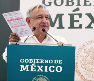ESPERO GANAR LA CONSULTA DE 2021, DICE LÓPEZ OBRADOR