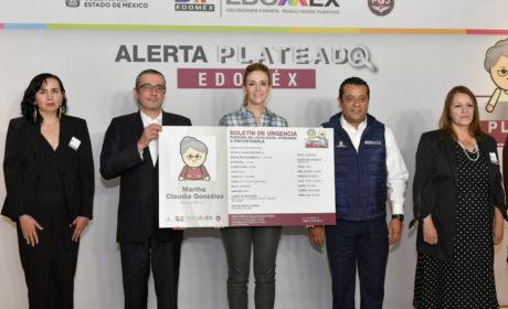 """ACTIVAN """"ALERTA PLATEADA EDOMÉX"""" PARA BÚSQUEDA Y LOCALIZACIÓN DE ADULTOS MAYORES"""
