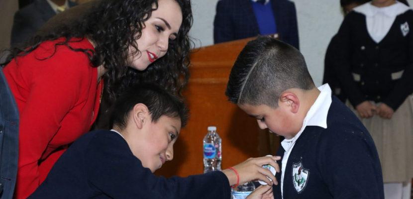TOLUCA CONSTRUYE UNA CULTURA DE PAZ DESDE LA NIÑEZ