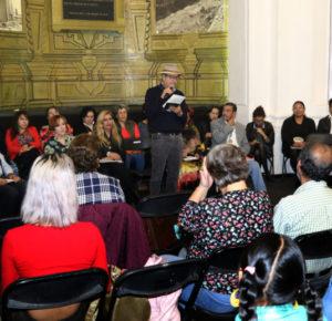 LLEGA A TOLUCA FESTIVAL MUNDIAL DE LA PALABRA, A FAVOR DE LA PAZ