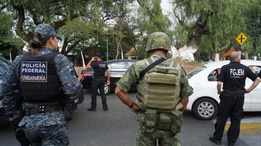 CONCLUYE OPERATIVO RASTRILLO REGIONAL EN EDOMÉX CON SALDO DE 285 DETENIDOS
