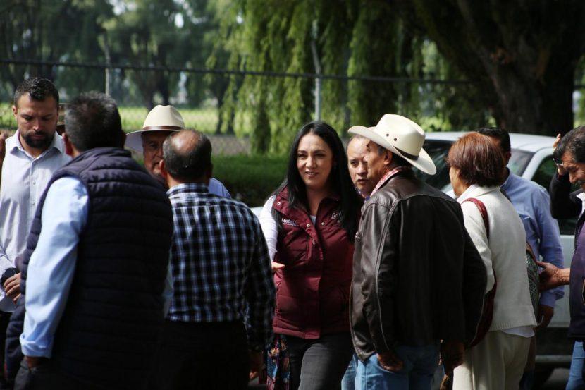 DESAZOLVE PERMANENTE DE CANALES  ES FACTOR DE SEGURIDAD: GABY GAMBOA