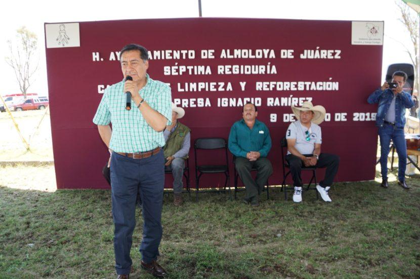 REVIVE ALMOLOYA DE JUÁREZ EL VIVERO MUNICIPAL ABANDONADO