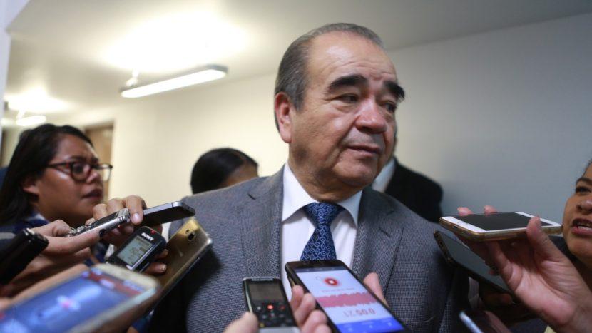 JOSÉ RAMÓN NO DA LÍNEA EN EDOMEX: MAURILIO HERNÁNDEZ