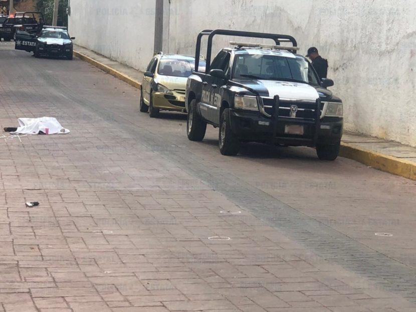 MUERE EN ENFRENTAMIENTO, UN ELEMENTO DE LA SECRETARÍA DE SEGURIDAD