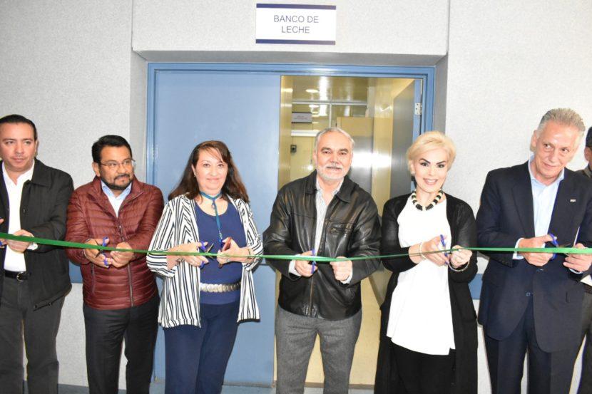 ENTREGA SECRETARÍA DE SALUD NUEVO BANCO DE LECHE EN HOSPITAL DE NEZAHUALCÓYOTL