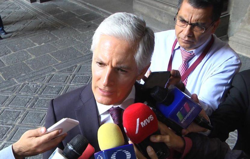 CONTINUARÁN OBRAS DEL TREN INTERURBANO MÉXICO-TOLUCA