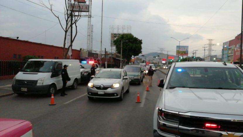 CONCLUYE OPERATIVO RASTRILLO EN ECATEPEC  CON SALDO DE 116 PERSONAS DETENIDAS