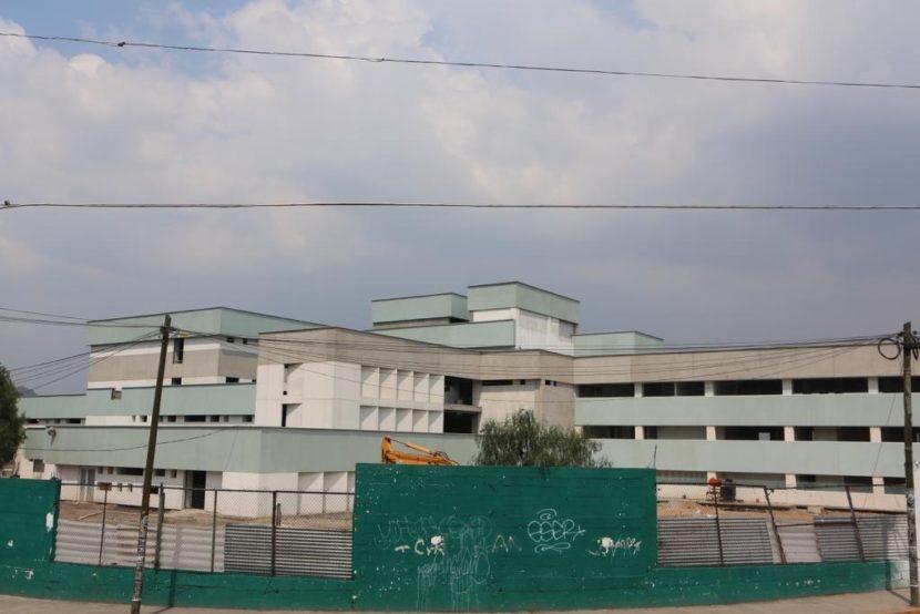 EXIGIRÁN DIPUTADOS DE MORENA A GEM ACELERAR CONCLUSIÓN DE HOSPITAL DE TLALNEPANTLA