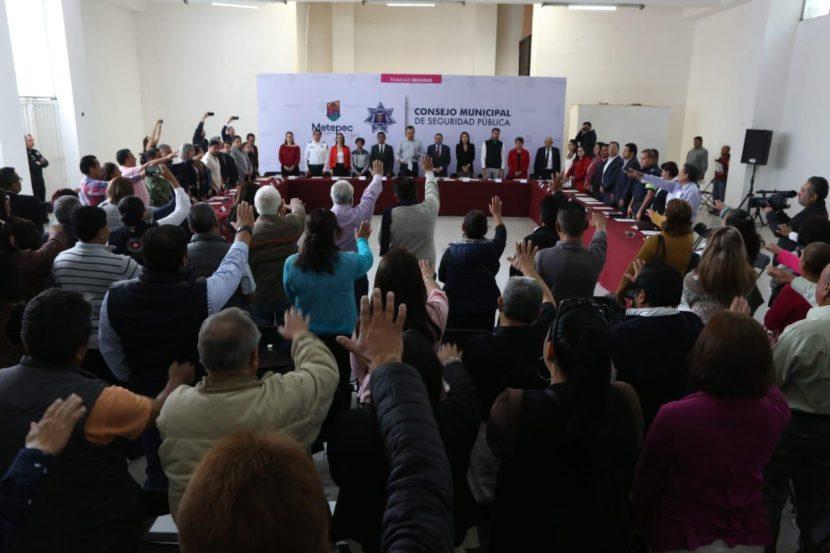 PARTICIPACIÓN CIUDADANA ESENCIAL EN EL ESQUEMA DE SEGURIDAD: GABY GAMBOA