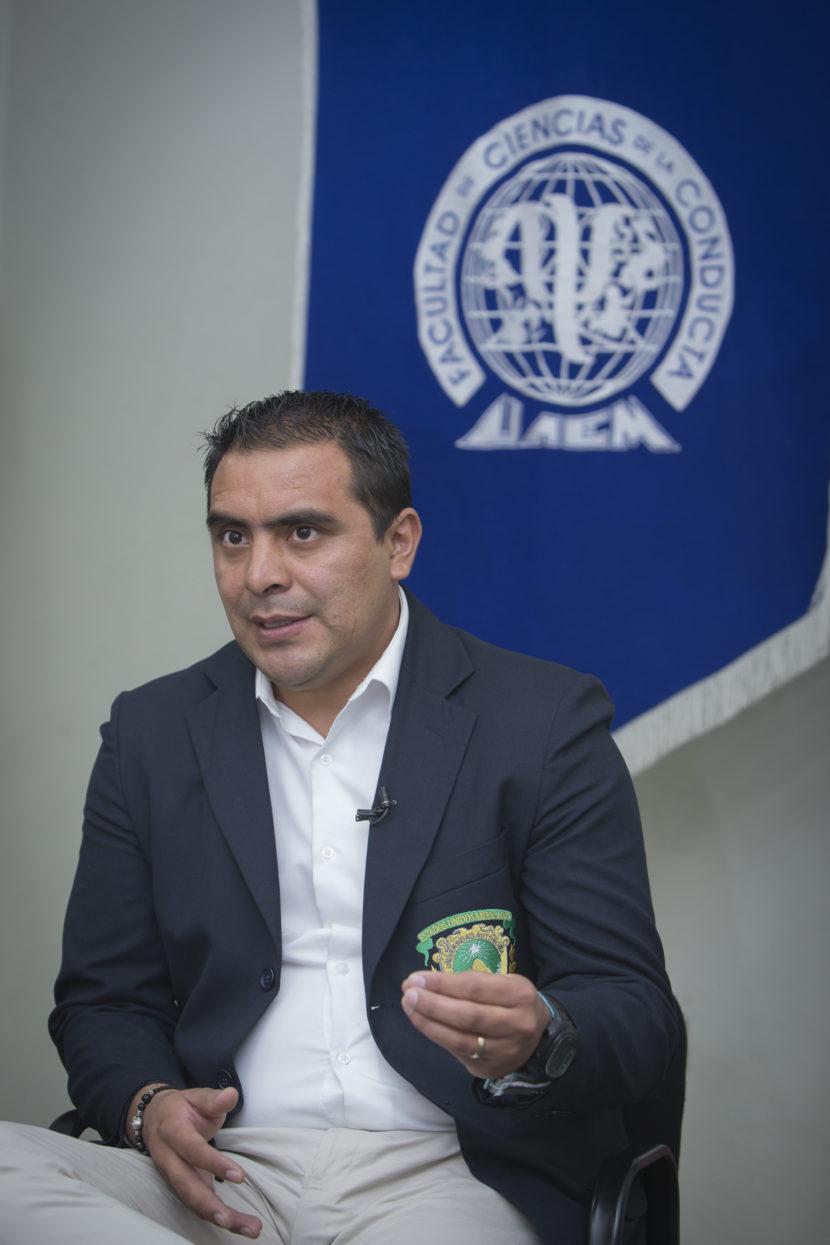 LICENCIATURA EN DEPORTE DE LA UAEM OBTUVO RECONOCIMIENTO NACIONAL