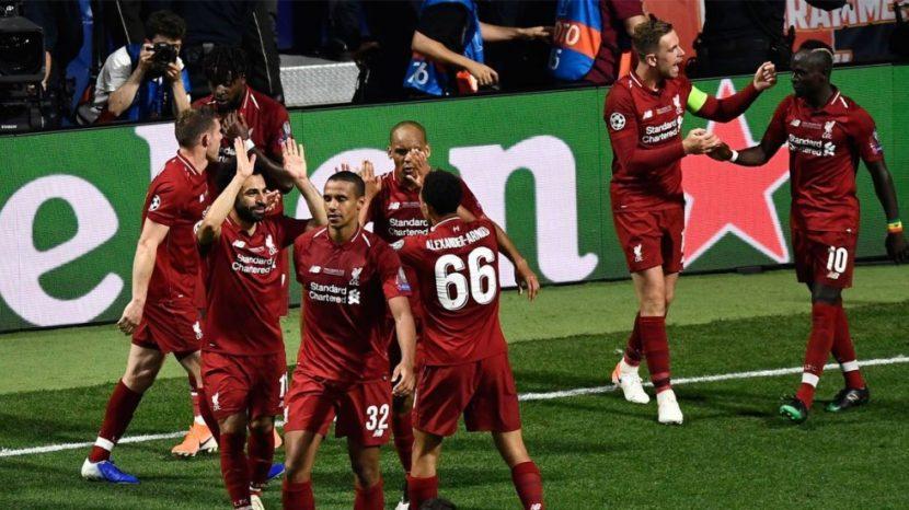 LIVERPOOL SE CORONA EN LA UEFA CHAMPIONS LEAGUE