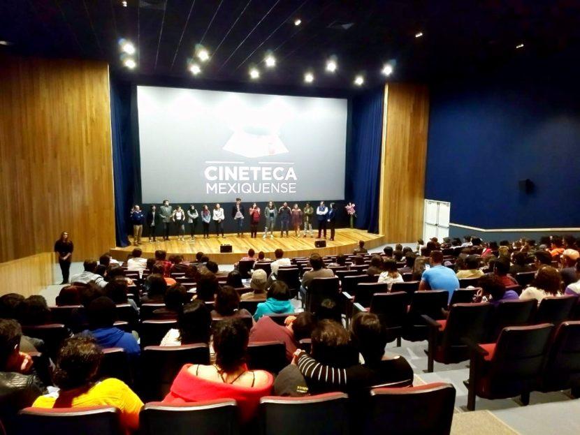 OFRECE CINETECA MEXIQUENSE VARIADA OFERTA FÍLMICA
