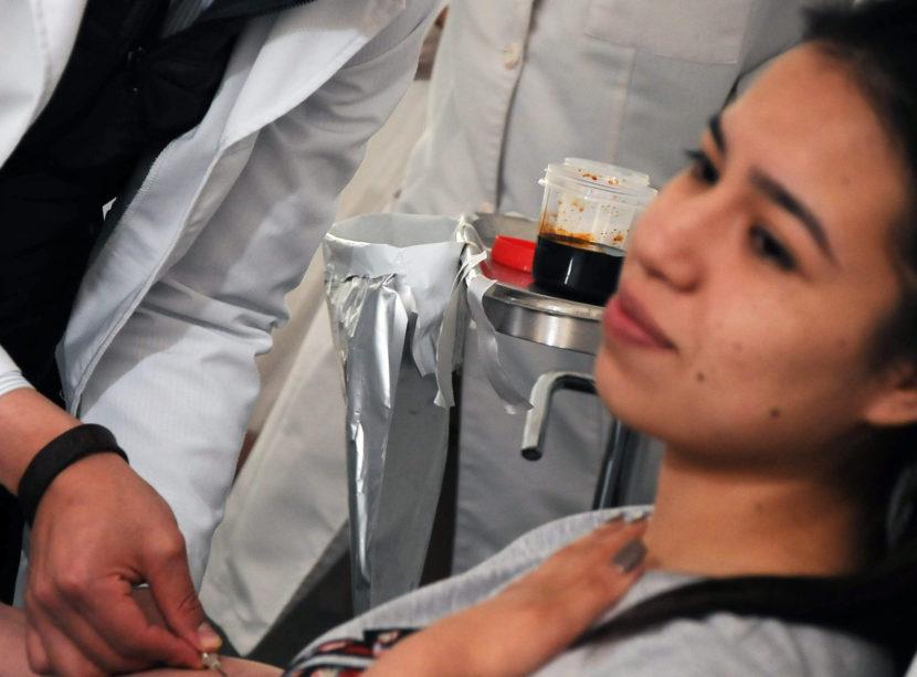 MANTIENE EDOMÉX A PERSONAL CAPACITADO EN MATERIA DE DONACIÓN Y MANEJO DE SANGRE