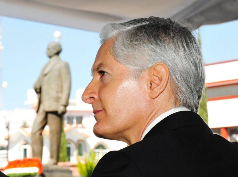 ALFREDO DEL MAZO TRABAJA PARA CONVERTIR A LA ENTIDAD EN EL CENTRO LOGÍSTICO DEL PAÍS: LUIS LIMÓN CHÁVEZ