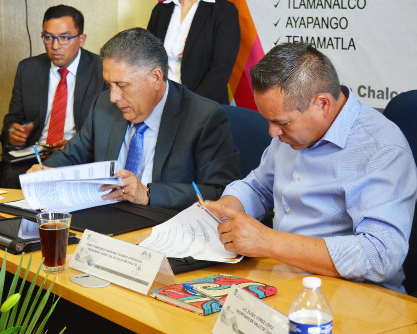 FIRMA IMEVIS CONVENIO DE COORDINACIÓN DE ACCIONES CON 108 AYUNTAMIENTOS MEXIQUENSES