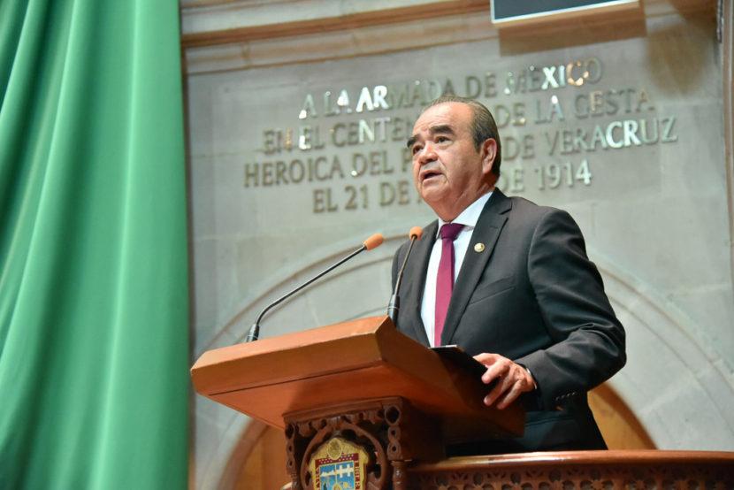 COMBATE A LA CORRUPCIÓN E IMPUNIDAD,  EJE LEGISLATIVO DE MORENA: MAURILIO HERNÁNDEZ