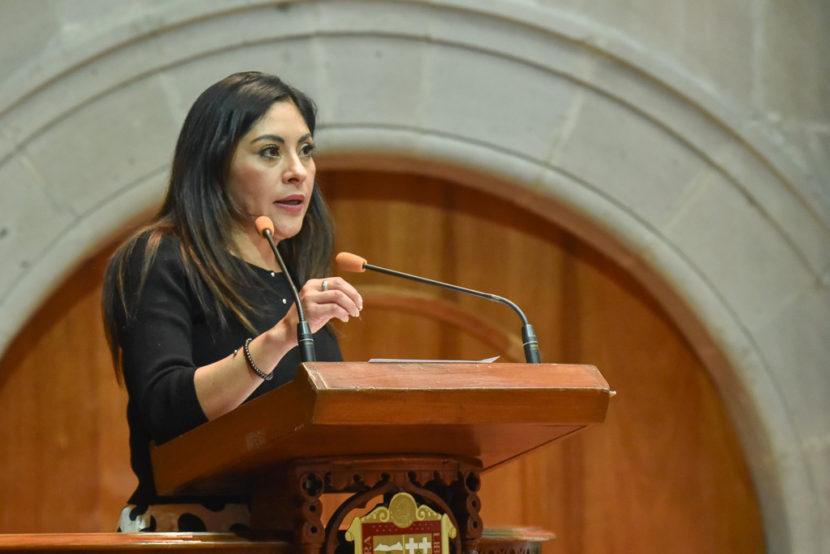 PROPONE KARLA FIESCO LEY PARA LA CREACIÓN DE LAS VISITADURÍAS  MUNICIPALES DE DERECHOS HUMANOS