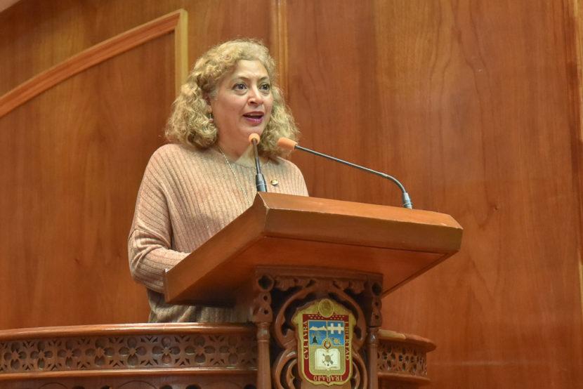 ELIZABETH MILLÁN PROPONE  A LA LEGISLATURA FISCALIZAR LOS ESQUEMAS DE FINANCIAMIENTO DE LAS APP