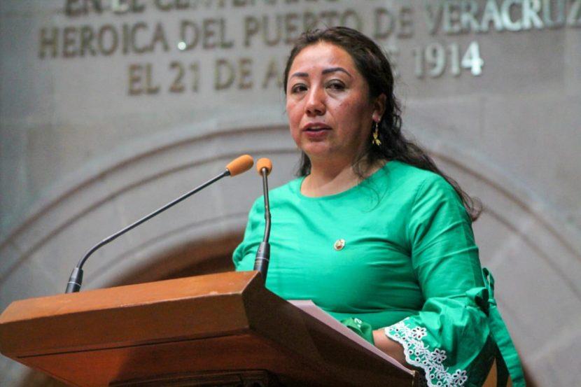 DESPENALIZACIÓN DEL ABORTO ES EXIGENCIA SOCIAL: MORENA