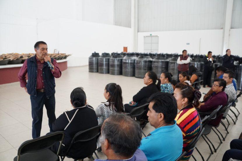 MÁS DE 500 FAMILIAS ALMOLOYENSES BENEFICIADAS CON APOYOS SUBSIDIADOS