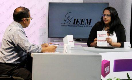 EXPONEN REPRESENTANTES DE PARTIDOS POLÍTICOS SU COMPROMISO CON LA DEMOCRACIA: IEEM