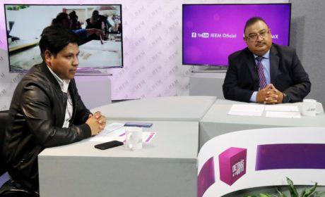 COMPROMETIDO IEEM CON EL CUIDADO DEL MEDIO AMBIENTE